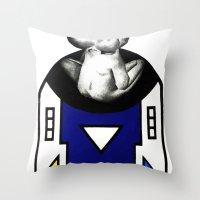 NDEBELE Throw Pillow