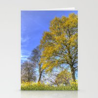English Summertime Farm Stationery Cards