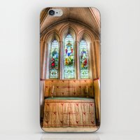 Stained Glass Windows iPhone & iPod Skin