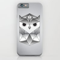 iPhone & iPod Case featuring Owl. by Robin Janssens
