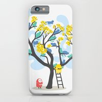 iPhone & iPod Case featuring Crazy cat lady needs help by Wawawiwa design