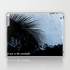 Moonlit  Laptop & iPad Skin