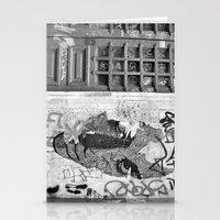 Paris, Somewhere On A Wa… Stationery Cards