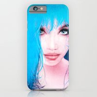 MonGhost XI - TheBlueDream iPhone 6 Slim Case