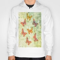 Butterfly Colours Hoody