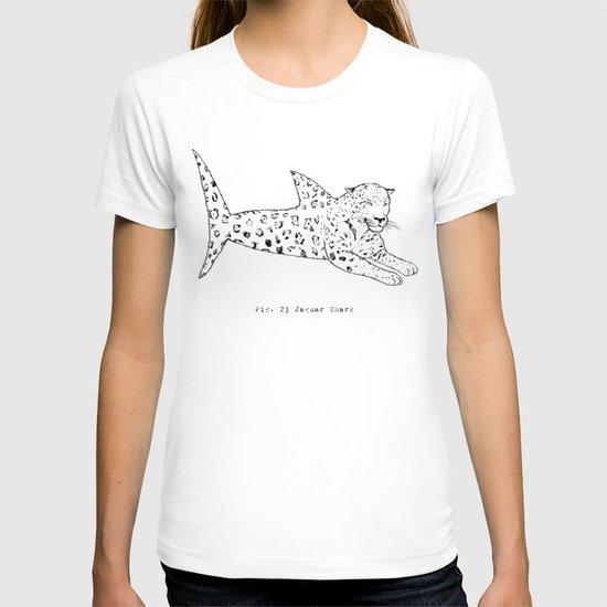 Jaguar Shark T-shirt