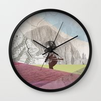 Atmosphere 21 · Groove … Wall Clock