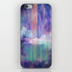Northern Lights Adventure iPhone & iPod Skin