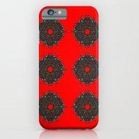 red stars iPhone 6 Slim Case