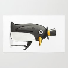 Penguin Rug