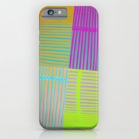 iPhone & iPod Case featuring Di-simetrías Color by Arturo Peniche