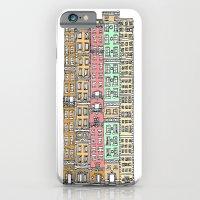 Olden Days Skyscrapers iPhone 6 Slim Case