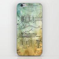 Tremolo patent iPhone & iPod Skin