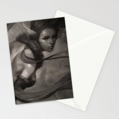 Pepper Queen Stationery Cards