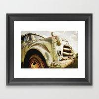 Mater Framed Art Print