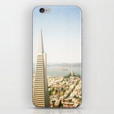 Transamerica Pyramid, San Francisco iPhone & iPod Skin