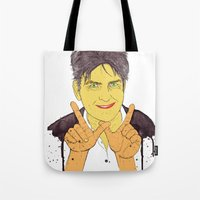 W Is For Winning Tote Bag