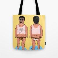 SUMMERTIME Tips & Trends Tote Bag