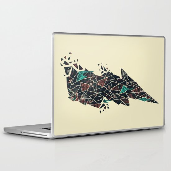 Dark Matter Laptop & iPad Skin