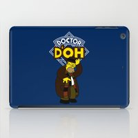 Doctor D'oh iPad Case