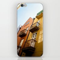 Colours Of Warsaw iPhone & iPod Skin
