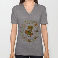 The Legend of Zelda: Mammal's Mask Unisex V-Neck