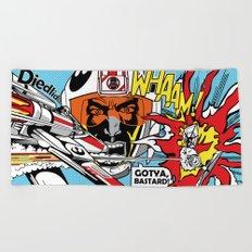 Star Wars Pop Art - Battle Beach Towel