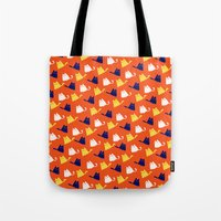 Ghostly Cats Tote Bag