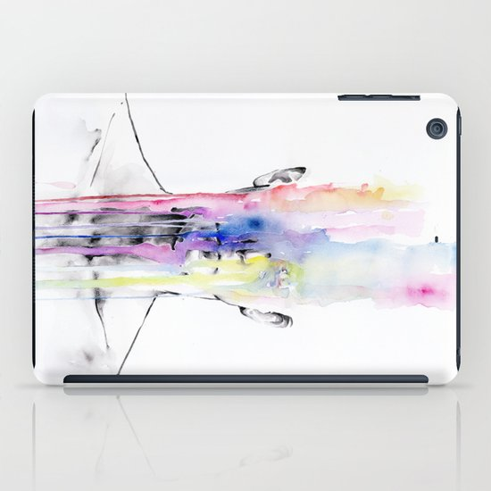 All my art is on you but you still don't hear me iPad Case