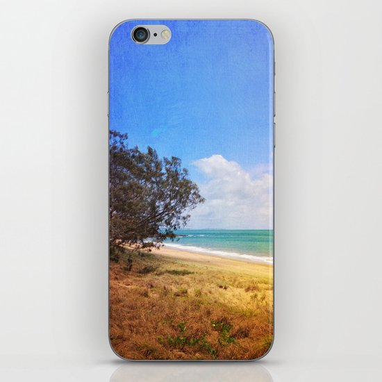 Beautiful Day by the Sea iPhone & iPod Skin
