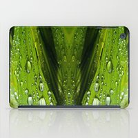 Floral Reflections In Wa… iPad Case