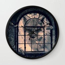 Wall Clock - FOX AND BIRDS - dada22