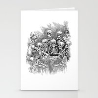 Gathered Remains Stationery Cards