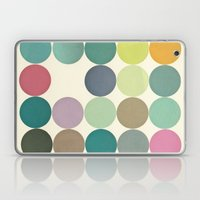 Circles I Laptop & iPad Skin