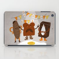 Breakfast club iPad Case