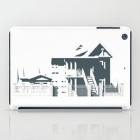 The House Is Innocent 02 iPad Case