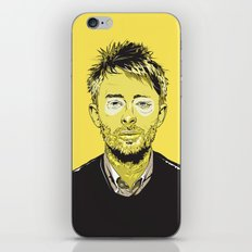 Thom Yorke iPhone & iPod Skin