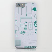 iPhone & iPod Case featuring Essence Of Deadspin by Salmanorguk