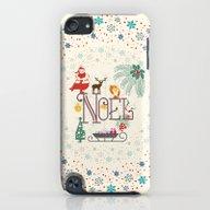 Christmas Noel iPod touch Slim Case