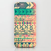 Pattern of the God iPhone 6 Slim Case