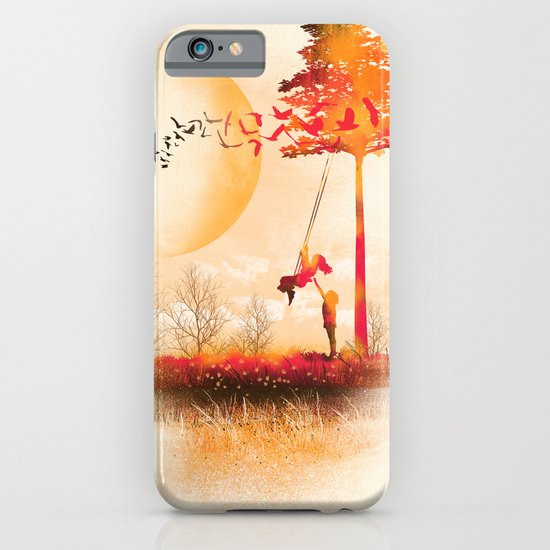 A Moment Like Forever iPhone & iPod Case