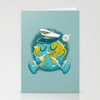 The Greatest Round Trip Stationery Cards