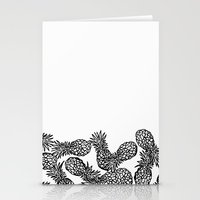 Pineapple Candy Stationery Cards