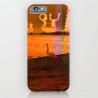 iPhone & iPod Case featuring Xagy by Larcole