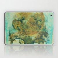 Moon Talking Nebula  Laptop & iPad Skin