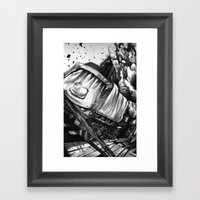 GMC Truck Part 2 Framed Art Print