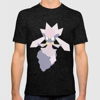 Diancie Mens Fitted Tee Tri-Black SMALL