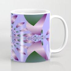 Petals in Lilac Mug