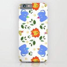 Happy Animals iPhone 6s Slim Case