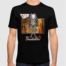 The Predator! Black Mens Fitted Tee SMALL